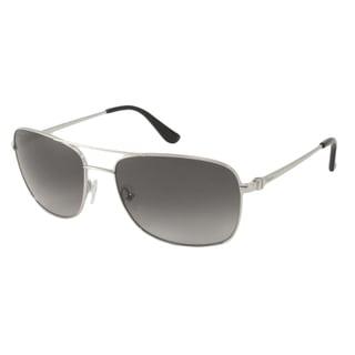 Ferragamo Men's SF117S Aviator Sunglasses
