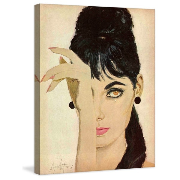 "Marmont Hill - ""Weep for a Thief"" by Coby Whitmore Painting Print on Canvas"