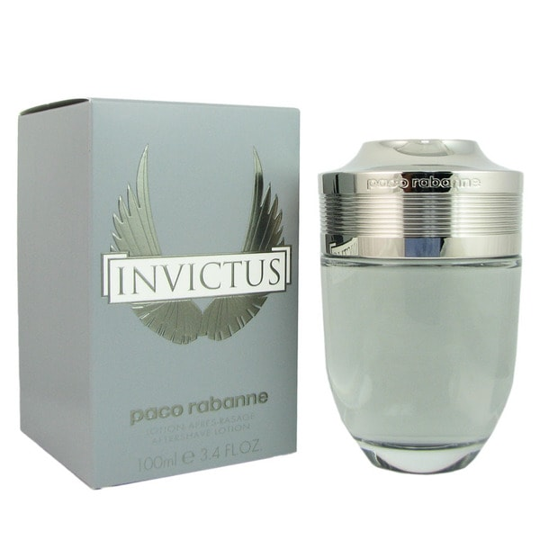 Paco Rabanne Invictus 3.4-ounce After Shave Lotion