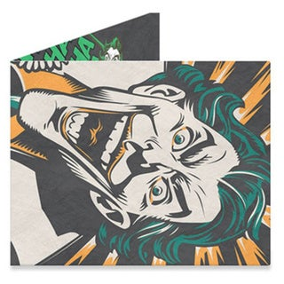 Joker Tyvek Paper Slim The Mighty Wallet