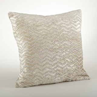 Velvet/Sequined Design Pillow