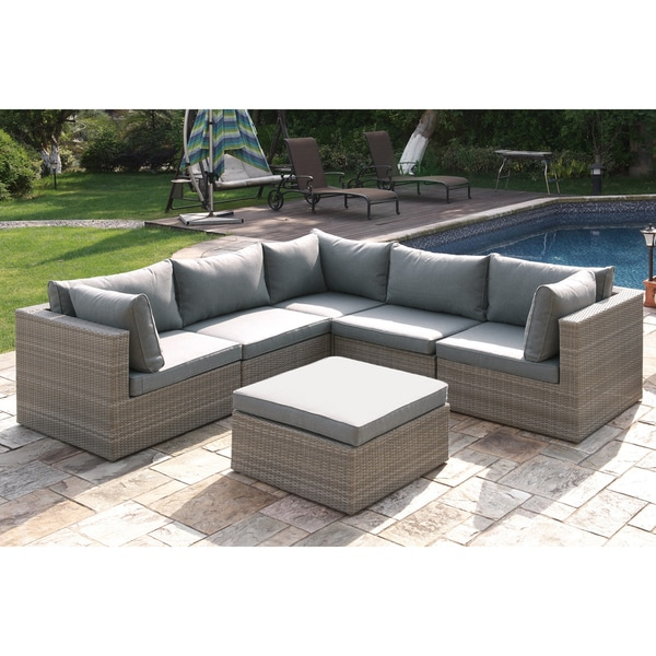 DAKOTA 8 PIECE SEATING GROUP WITH CUSHION