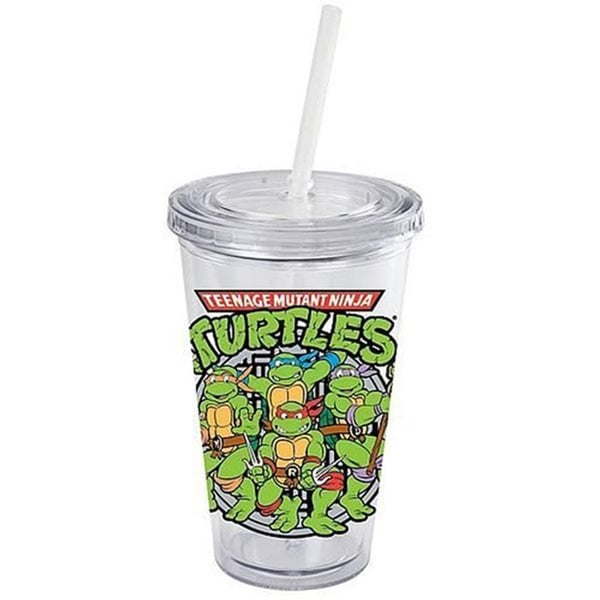 Teenage Mutant Ninja Turtles Group Sewer Travel Cup