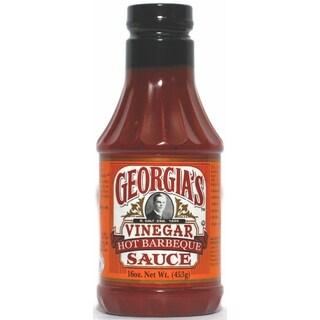 Georgia's Vinegar Hot Barbeque Sauce
