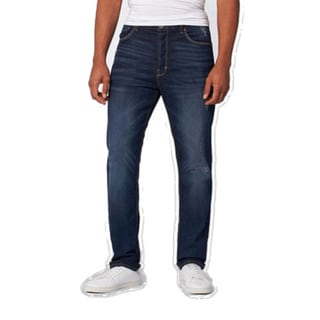 Men's Woozy Scrub Wash Comfort Fit Jeans
