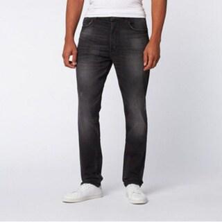 Men's Woozy Tagger Black Comfort Fit Jeans