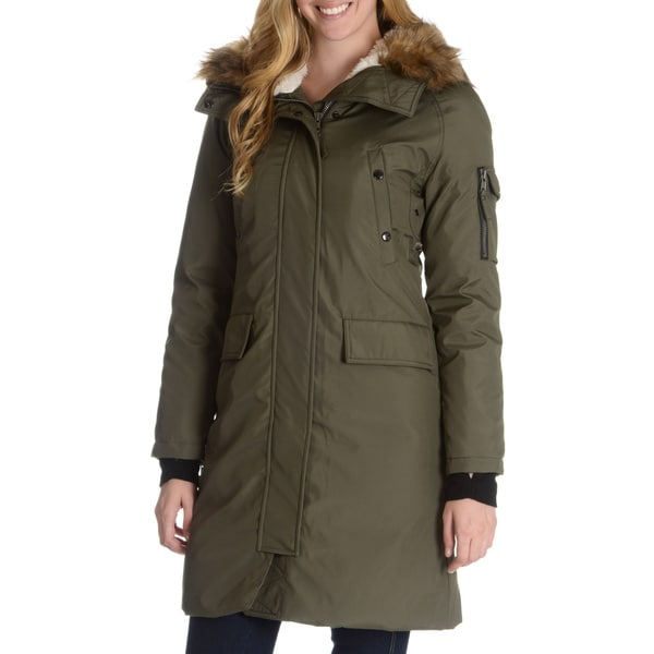 S13/NYC Women's Down Winter Parka
