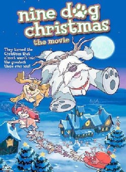 Nine Dog Christmas (DVD)