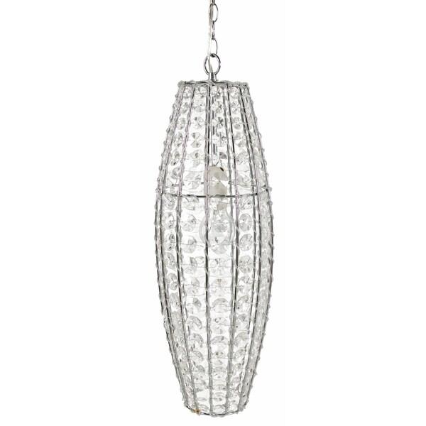 Ava Hanging Cylinder Lamp