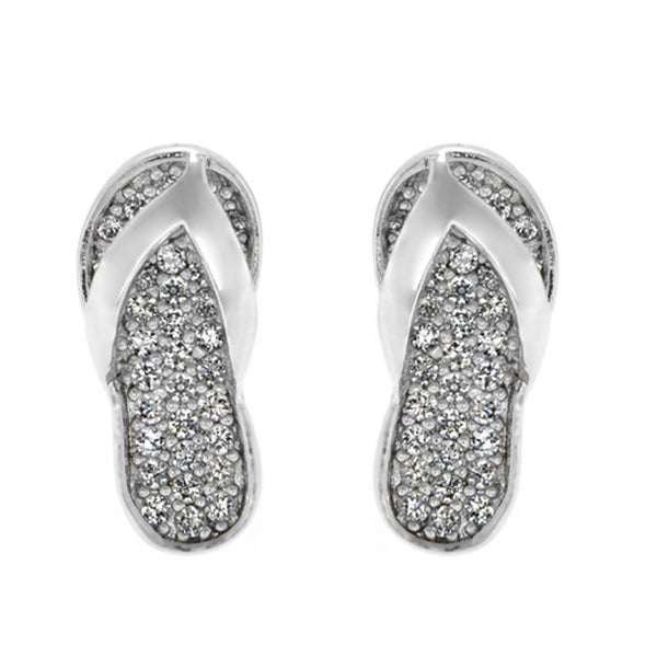 Sandal Stud Earrings