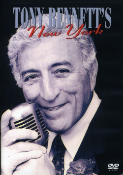 Tony Bennett's New York (DVD)