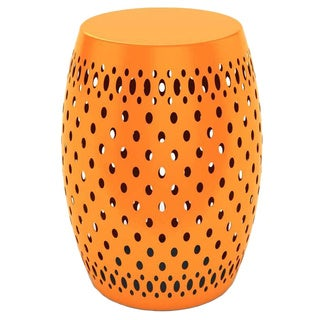 DarLiving Dar Metal Garden Stool