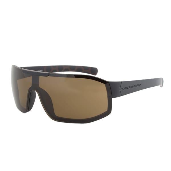 Porsche Design P8527 D Sport Sunglasses - Matte Black Frame