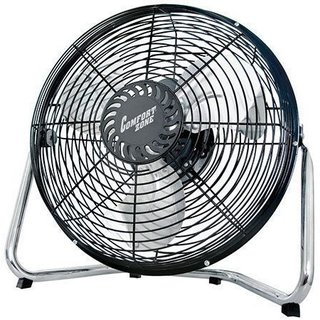 Comfort Zone CZHV20B High Velocity Cradle Fan
