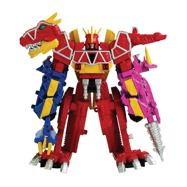 Bandai Power Rangers Dino Charge Megazord 16108795