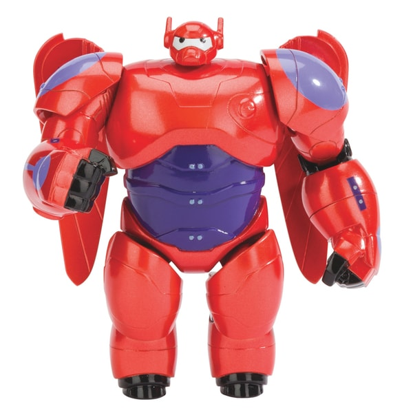 Bandai Big Hero 6 Baymax Basic Figure