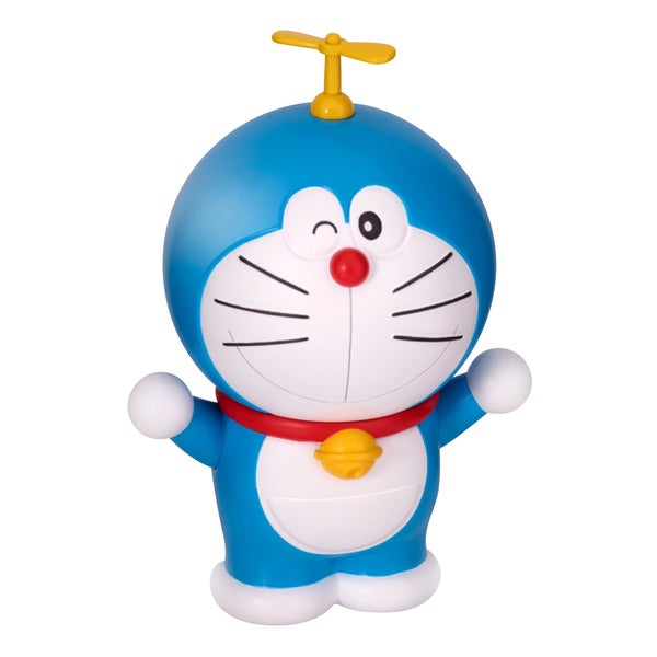 Bandai 4 Inch Doraemon Figure Posed with Hopter 16108814
