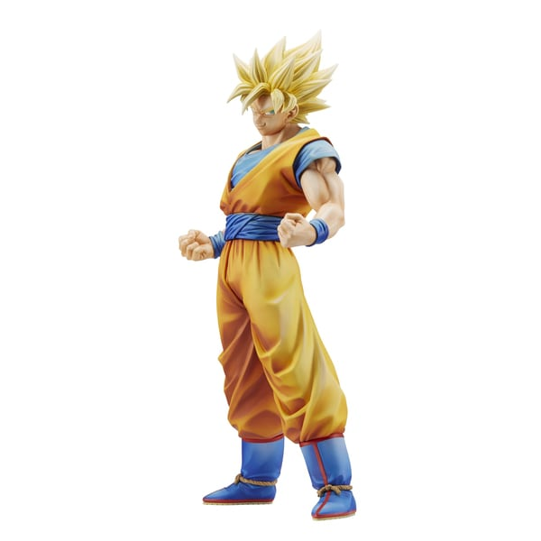 Bandai Dragonball Z Master Star Piece The Son Goku