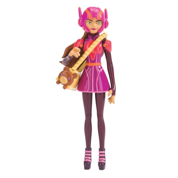 Bandai Big Hero 6 Honey Lemon Basic Figure 16108821