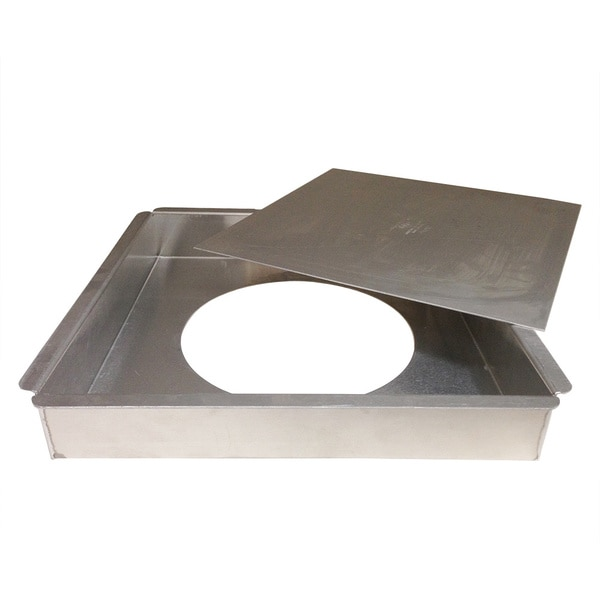 Magic Line Baking Pan with Removable Bottom