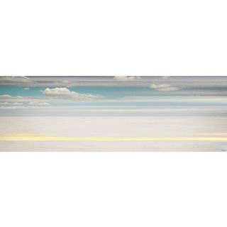 "Parvez Taj - ""Distant Clouds"" Print on Canvas"