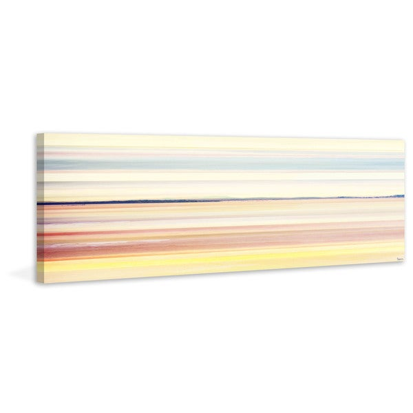 "Parvez Taj - ""Streaks of Color"" Print on Canvas"