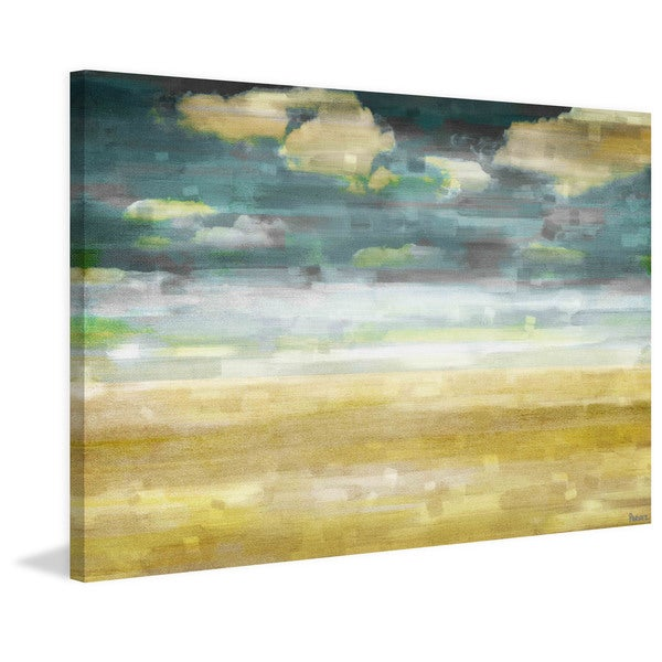 "Parvez Taj - ""Distant Sands"" Print on Canvas"