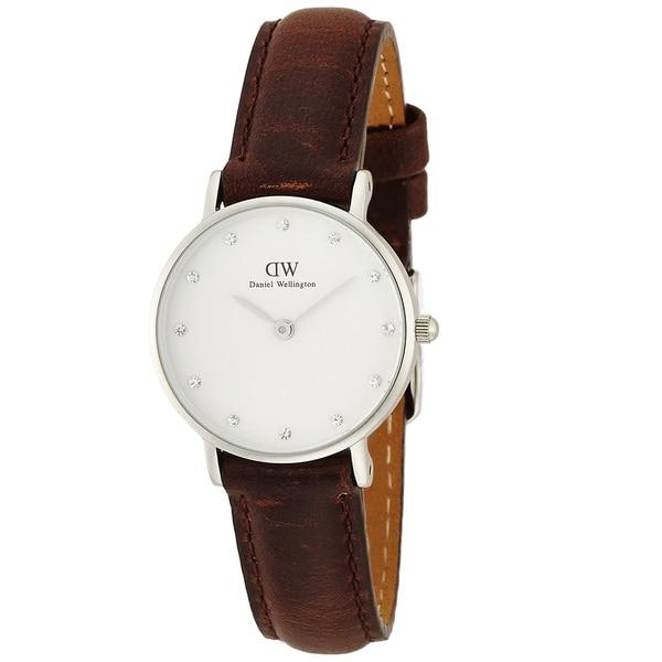 Daniel Wellington 0923DW Classy Bristol White Watch