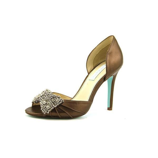 Betsey Johnson Women's 'Gown' Polyurethane Sandals
