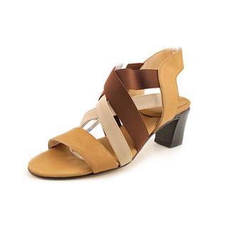 Amalfi By Rangoni Women's 'Erli' Leather Sandals