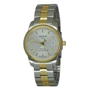 Tissot Men's T0494072203100 PR 100 Silver Watch