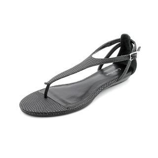 Calvin Klein Women's 'Kana ' Nubuck Sandals