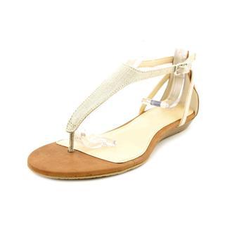 Calvin Klein Women's 'Kana ' Linen Sandals