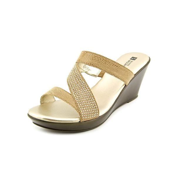White Mountain Women's 'Rare' Basic Textile Sandals