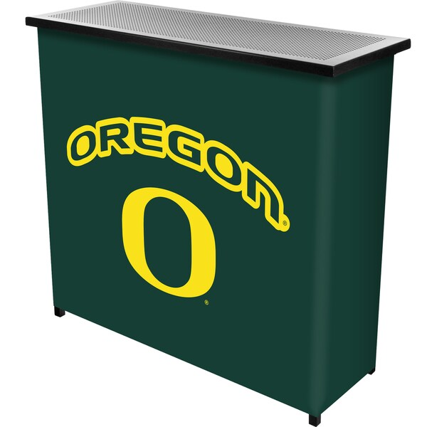 University of Oregon Portable Bar with Case