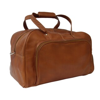 Piel Leather Deluxe Carry-on Duffel