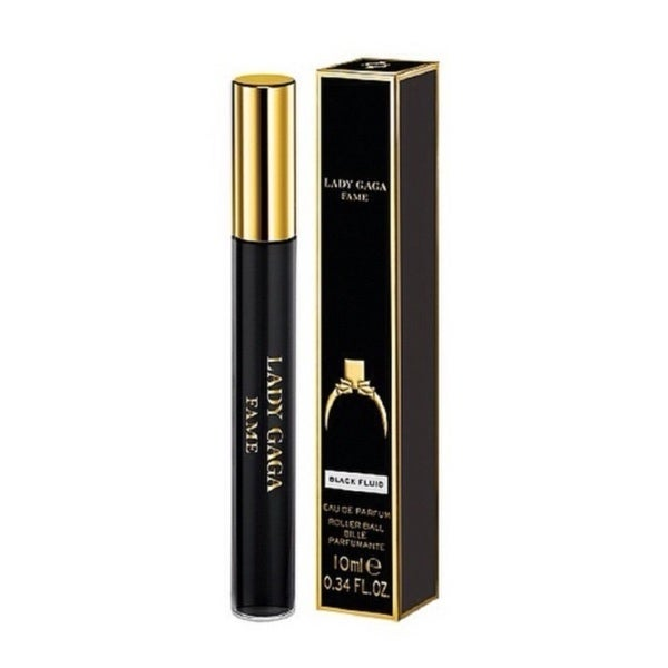 Lady Gaga Fame Women's 0.34-ounce Eau de Parfum Mini Roller Ball