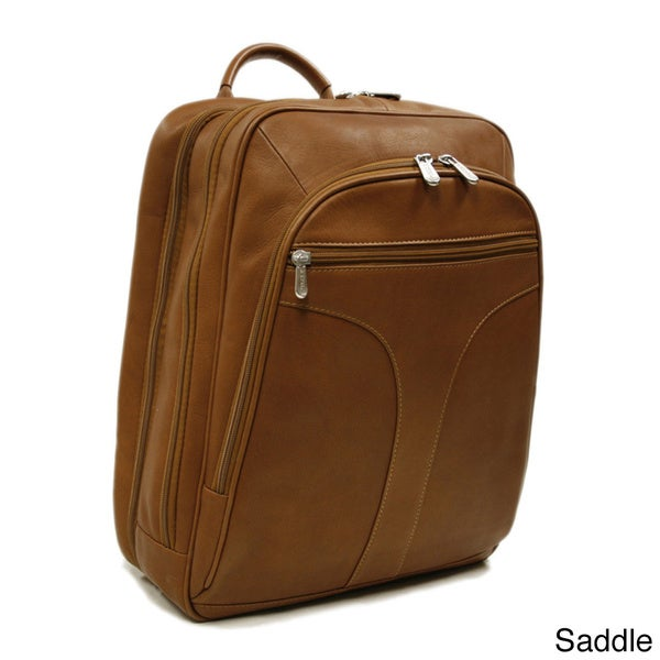 Piel Leather Checkpoint Friendly Urban Backpack