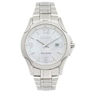 Citizen Women's EW1780-51A 'Eco-Drive' Stainless Steel Watch