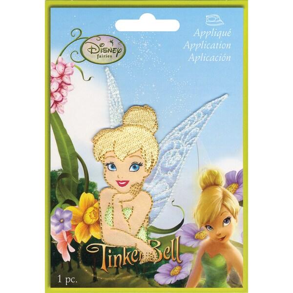 Disney Fairies IronOn AppliqueTinker Bell