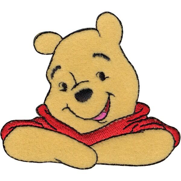 Disney Winnie The Pooh IronOn AppliqueWinnie The Pooh
