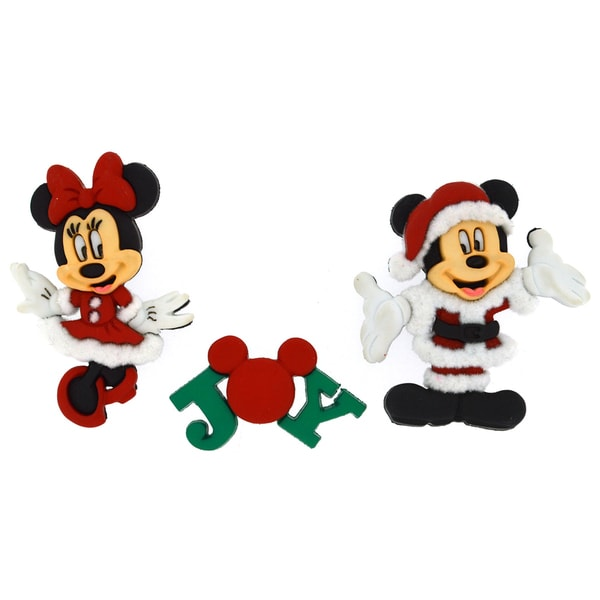 Dress It Up Licensed EmbellishmentsDisney Mickey & Minnie
