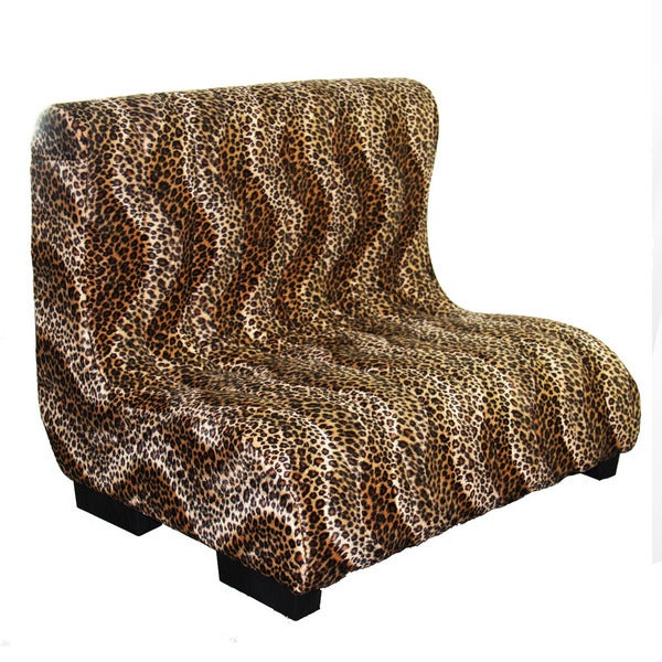 Plush Tufted Upholstery Pet Furniture