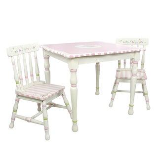 Fantasy Fields Bouquet 3-piece Kid's Table Set