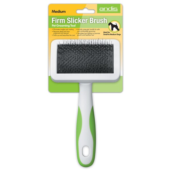 Andis Firm Slicker Brush