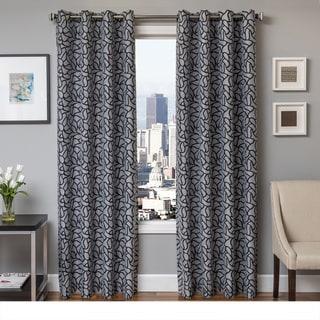 Barrie Grommet Top Curtain Panel