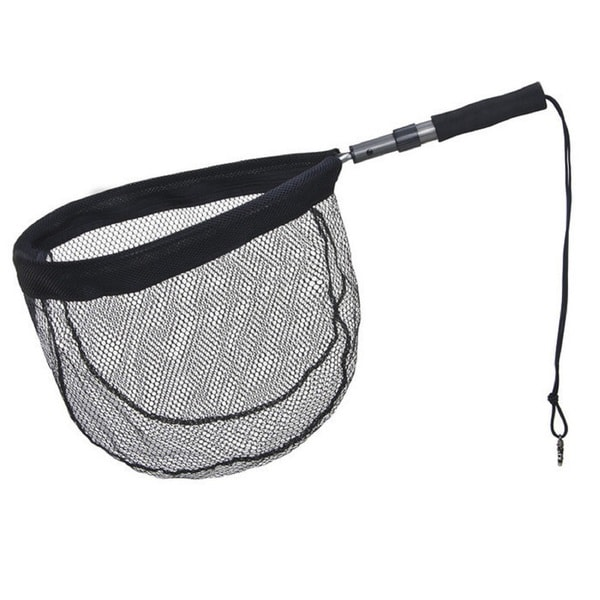 Adamsbuilt Extendable Aluminum Trout Net 15-inch with 6-inch Handle