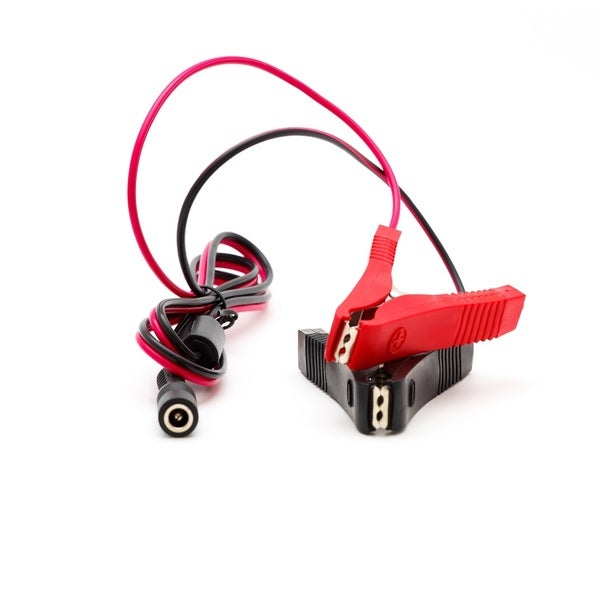 SBA-12 Charging Cable Use with EP60 to Charge 12 Volt Batteries