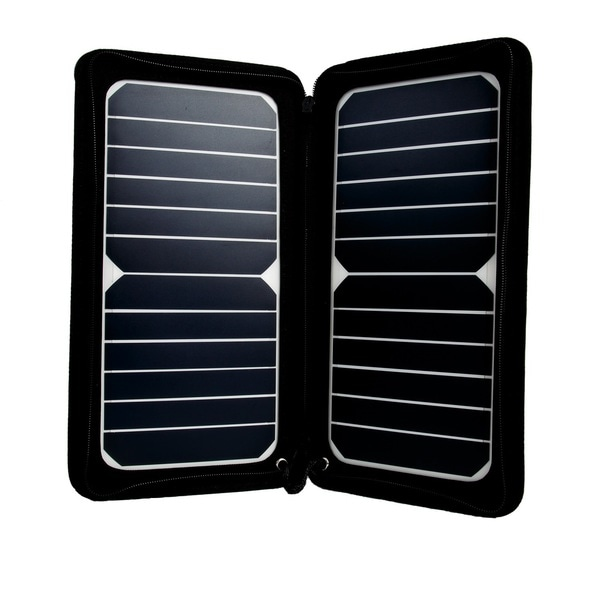 DUOFlex2 13 Watt Dual Configuration Solar Panel Black