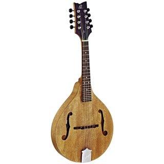 Ortega Guitars RMA5NA A-Style Series Mahogany Mandolin